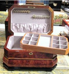 Ann's Fine Gifts, Houston, TX:  Give her a jewelry box for that special occasion!