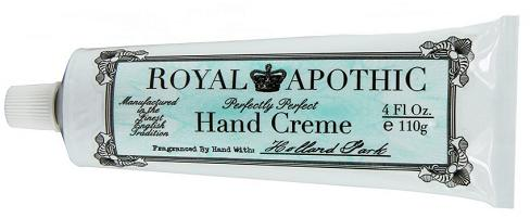 Royal Apothic hand creme and perfume...click to read more.